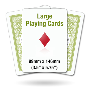 Large Size Cards