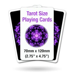 Tarot Size Cards