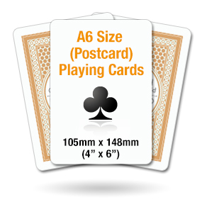 A6 Size Cards